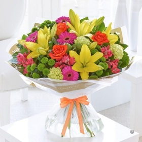 Get Well Vibrant Hand tied
