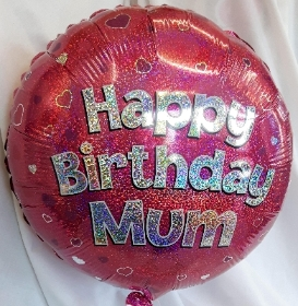 Female Named Birthday Balloons