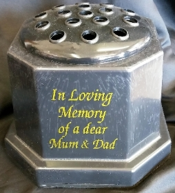 Mum & Dad Memorial Pot