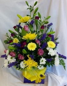 Florist Choice Boxed Handtied (LARGER SIZE)