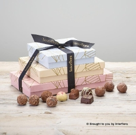 Trio of Chocolate Boxes